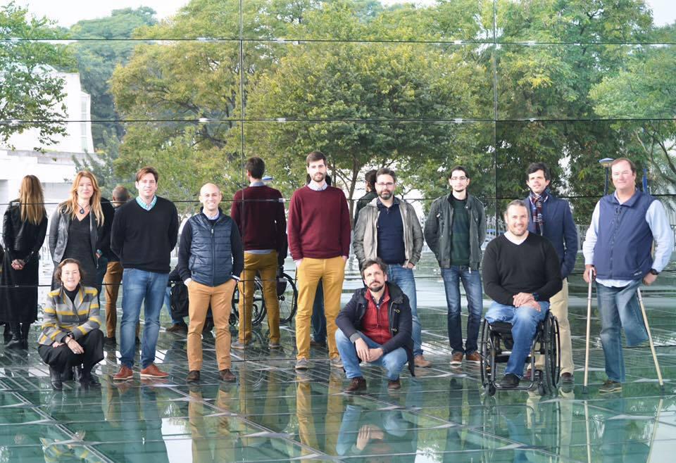 Foto de equipo de Miveri Health Solutions. El Cubo - Andalucía Open Future