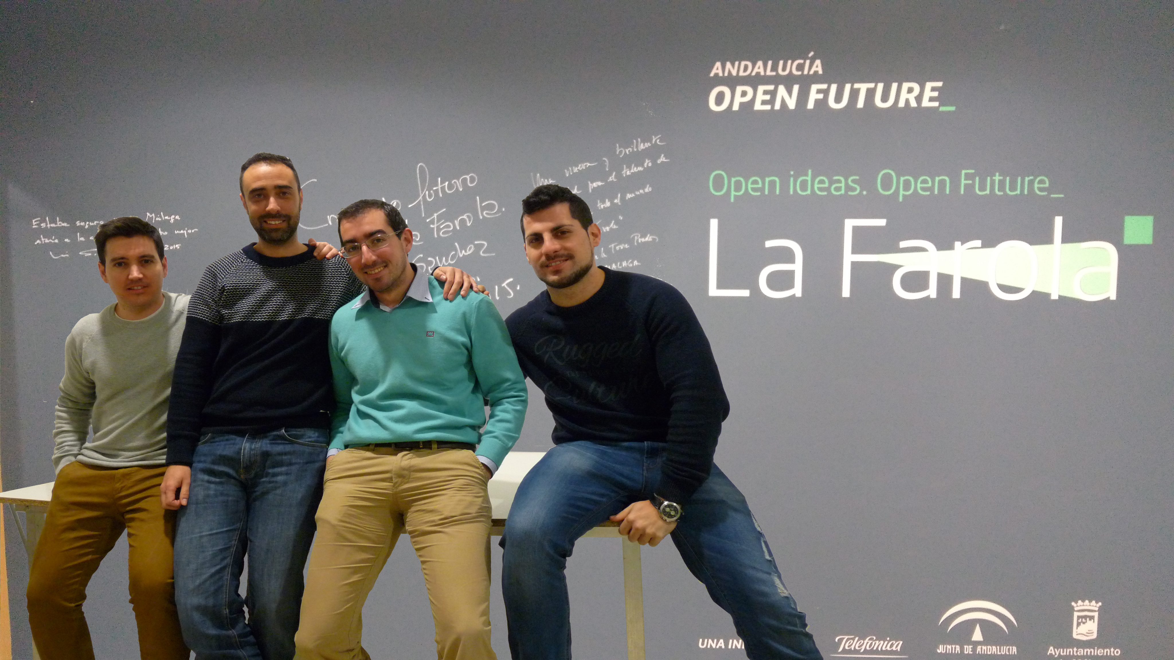 Aedifico - startup acelerada en La Farola de Andalucía Open Future