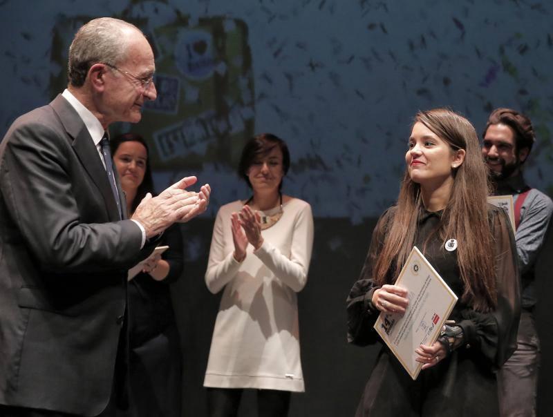 Fiixit, acelerada en La Farola, gana la 14ª edición de los Premios Junior