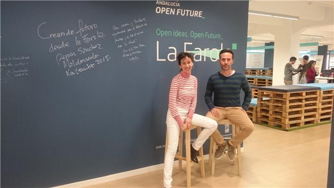 HRider, startup acelerada en La Farola, finalista en los Premios Digital Talent