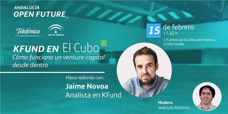¿Cómo funciona un venture capital desde dentro? KFund visita El Cubo.