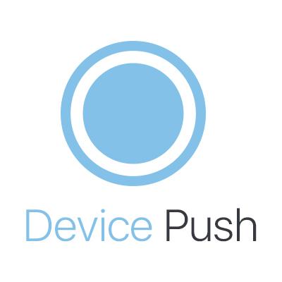 Logo Device Push