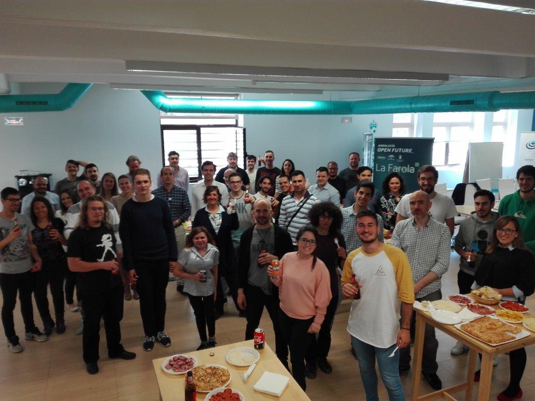 La Farola recibe a nuevas startups