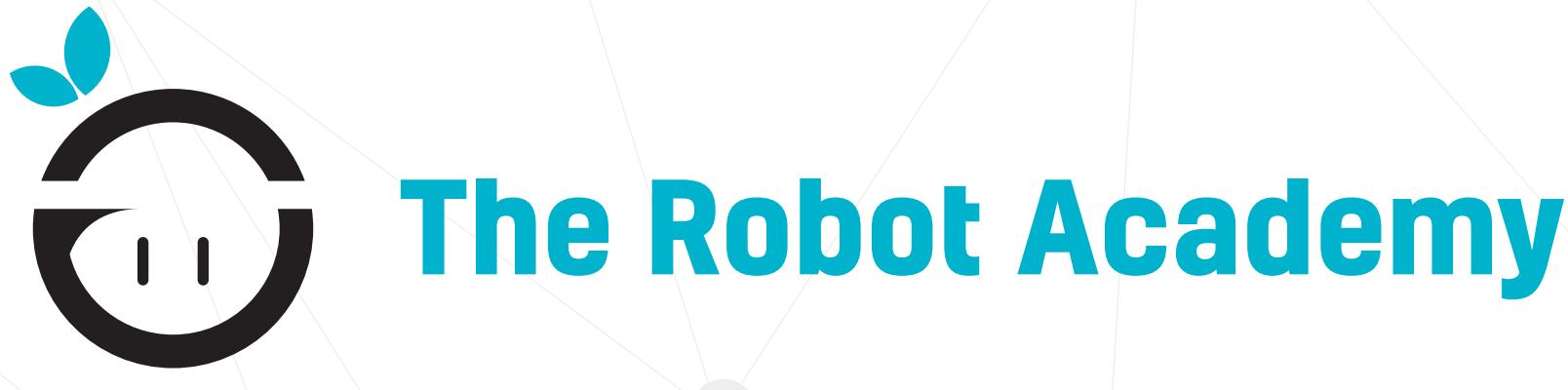 Logotipo The Robot Academy El Cubo Andalucía Open Future