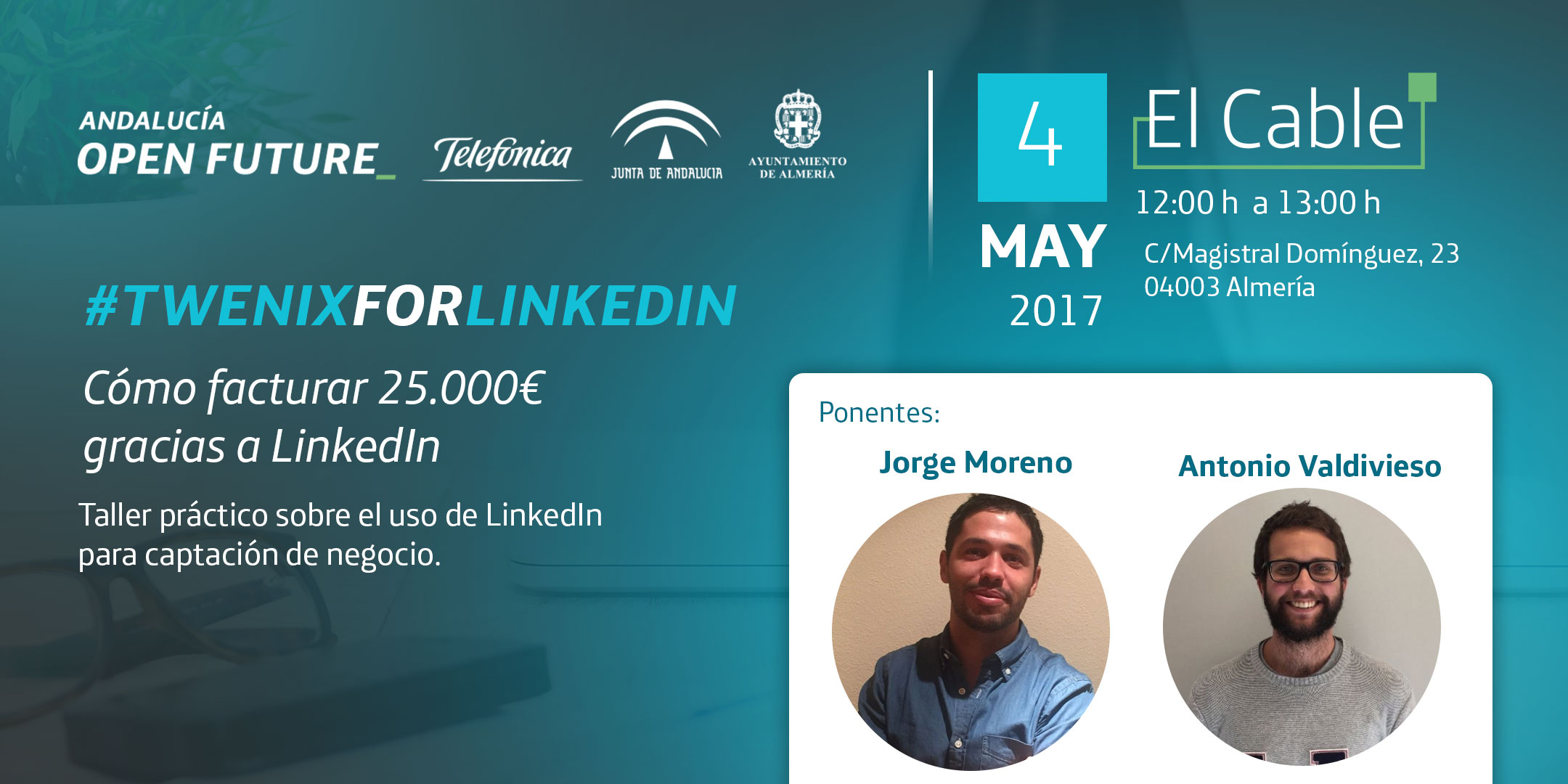 Twenix LinkedIn El Cable