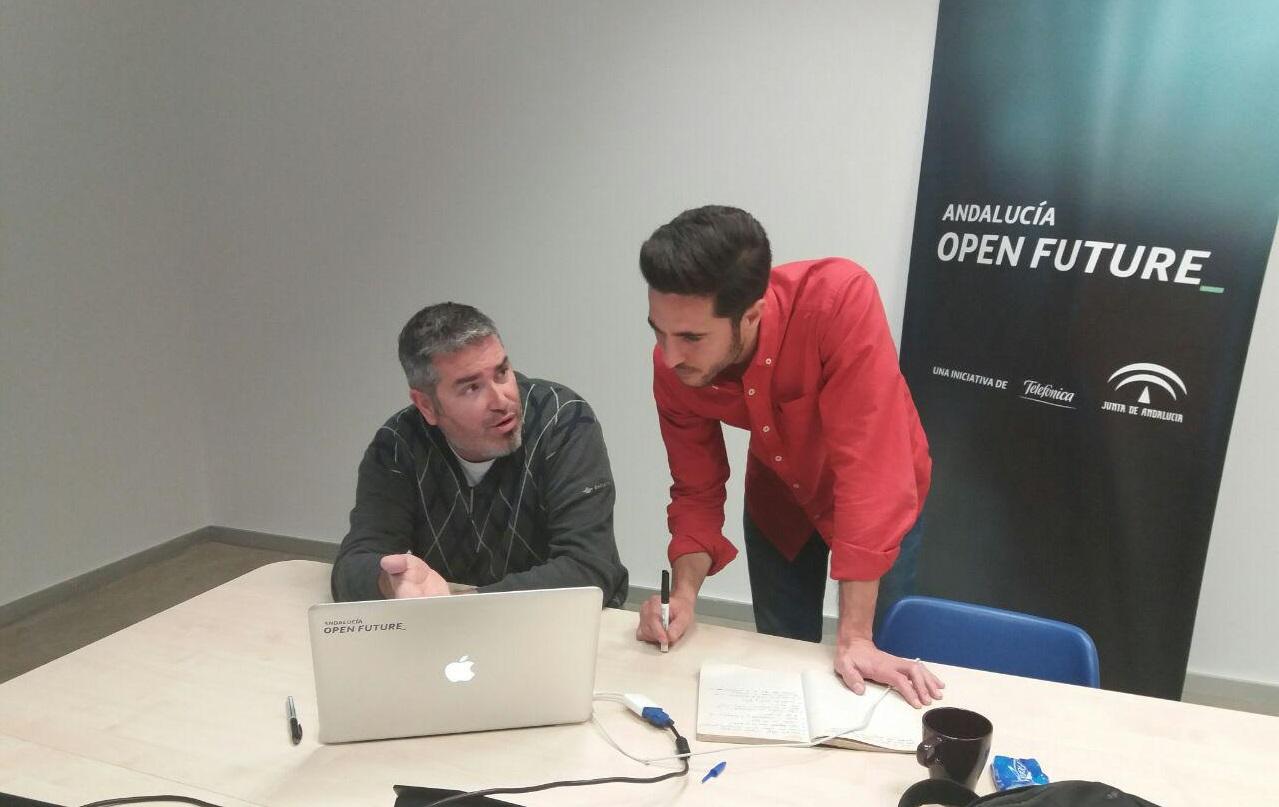 Fernando Muñoz, mentor sobre SEO en El Cubo