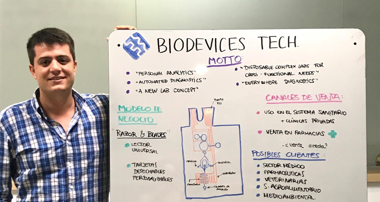 Entrevista BioDevices Technologies