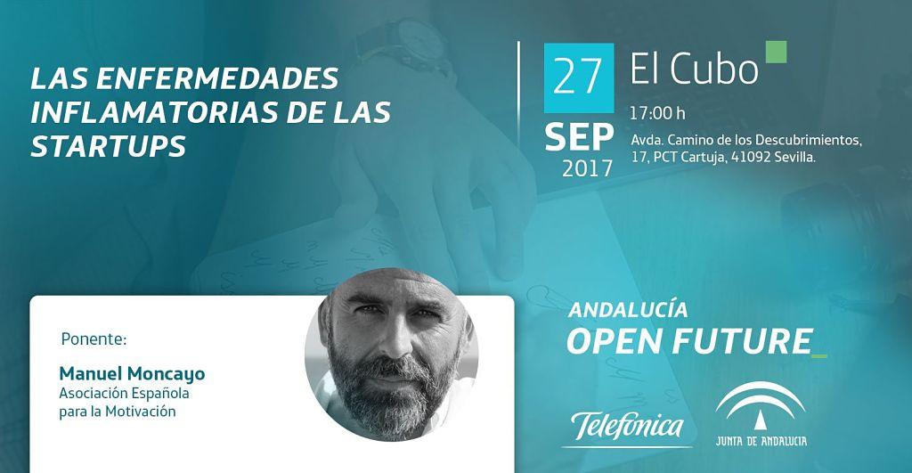 Las enfermedades inflamatorias de las startups, con Manuel Moncayo.