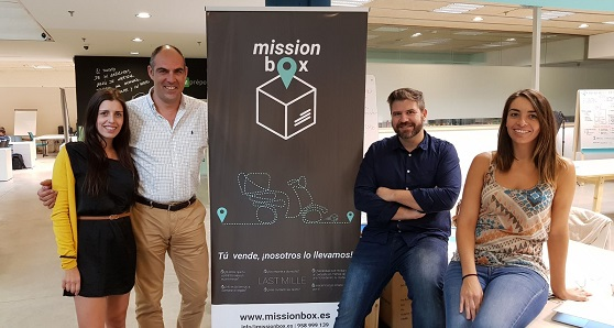 Equipo de Mission Box
