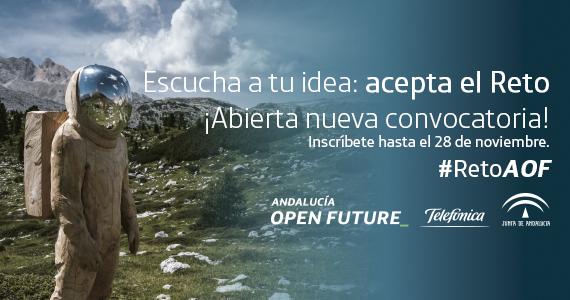 Andalucia Open Future nueva convocatoria