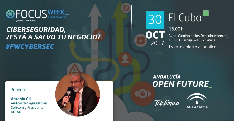 evento ciberseguridad El Cubo