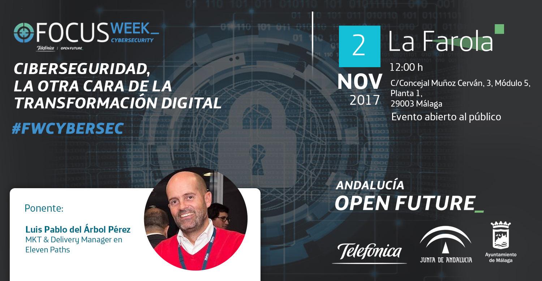 evento ciberseguridad La Farola