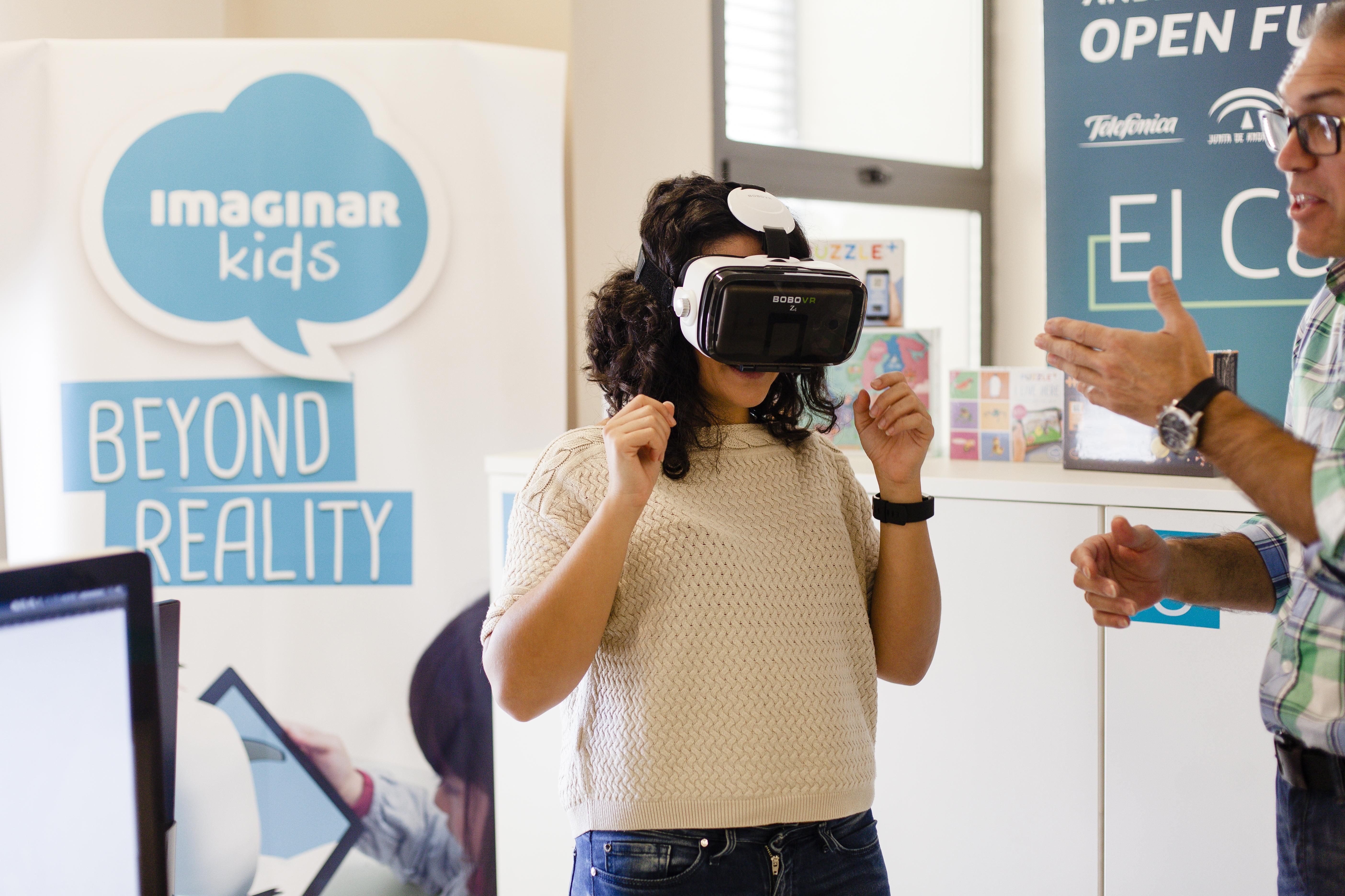 Innovación con Realidad Virtual