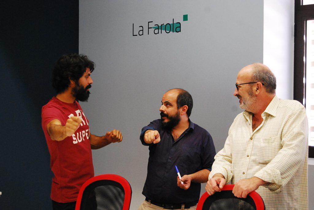 Mentores en La Farola