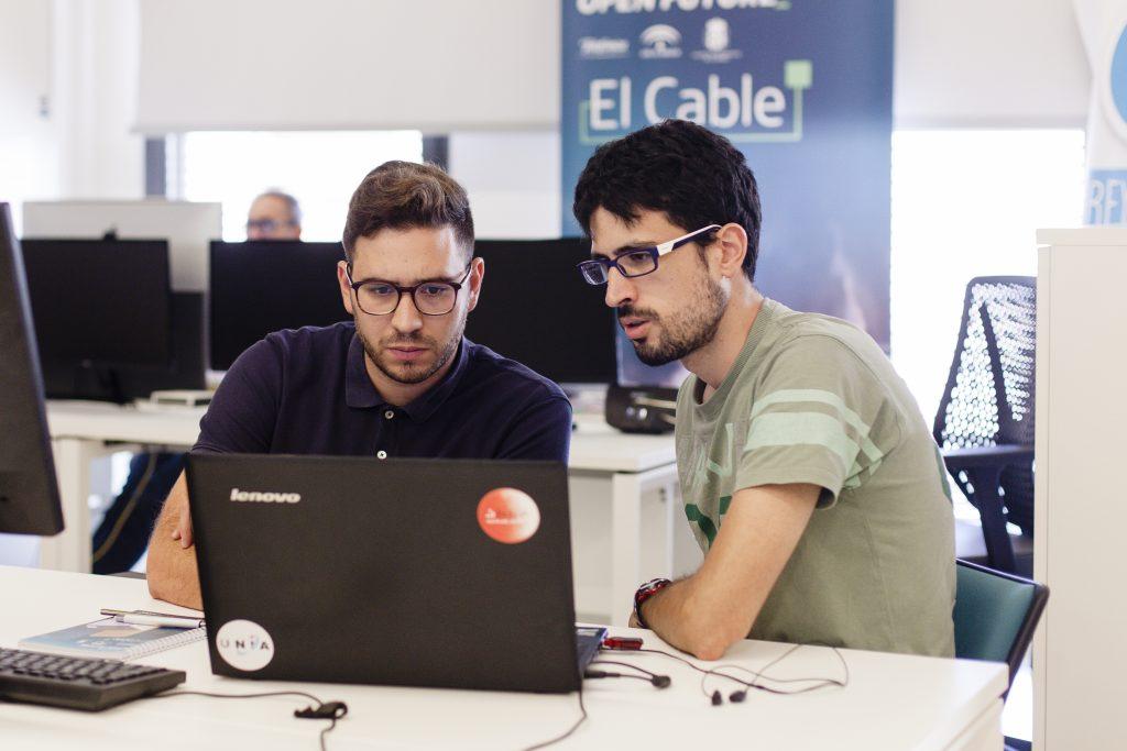 Startups en El Cable