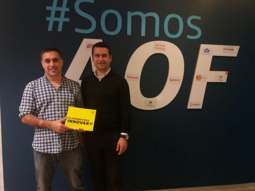 Daniel Lopez Bitnami y Miguel Macias