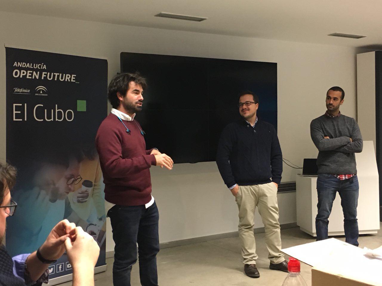 Entrada de las nuevas startups