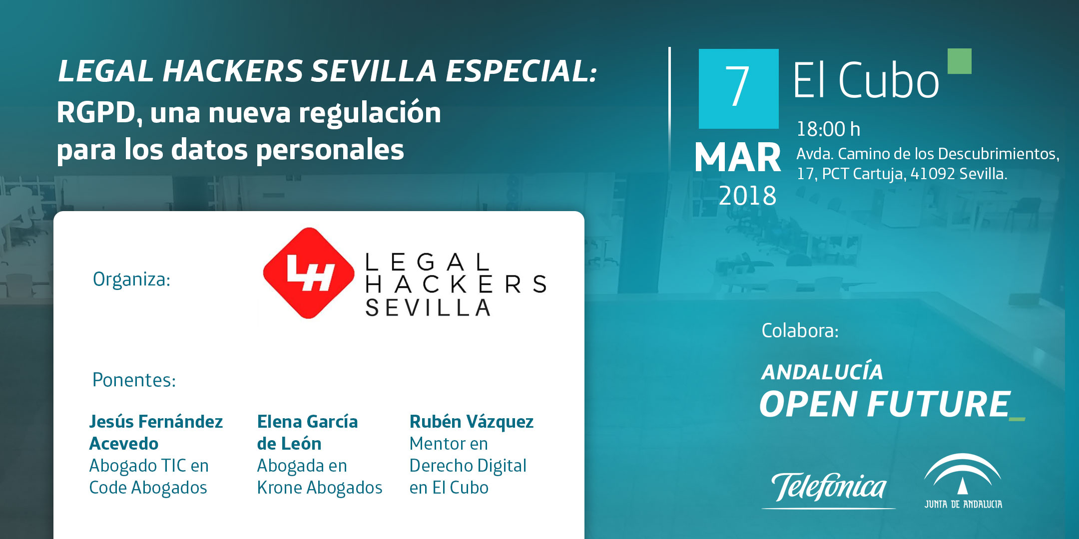 Legal Hackers Sevilla