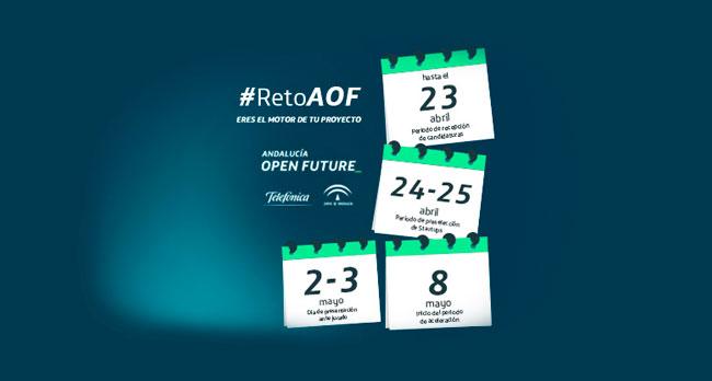 Fechas #RetoAOF
