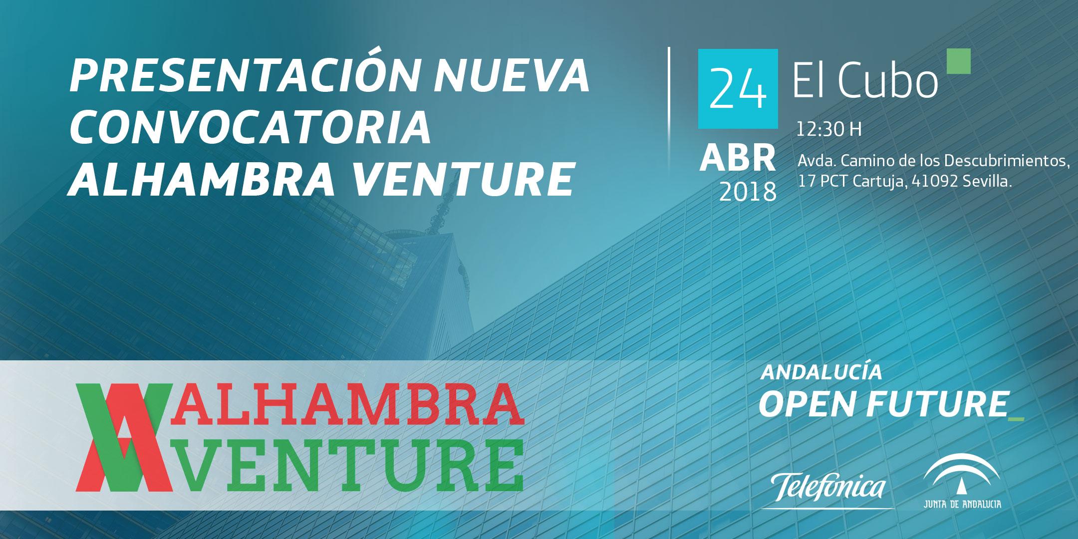 Presentacion Alhambra Venture El Cubo