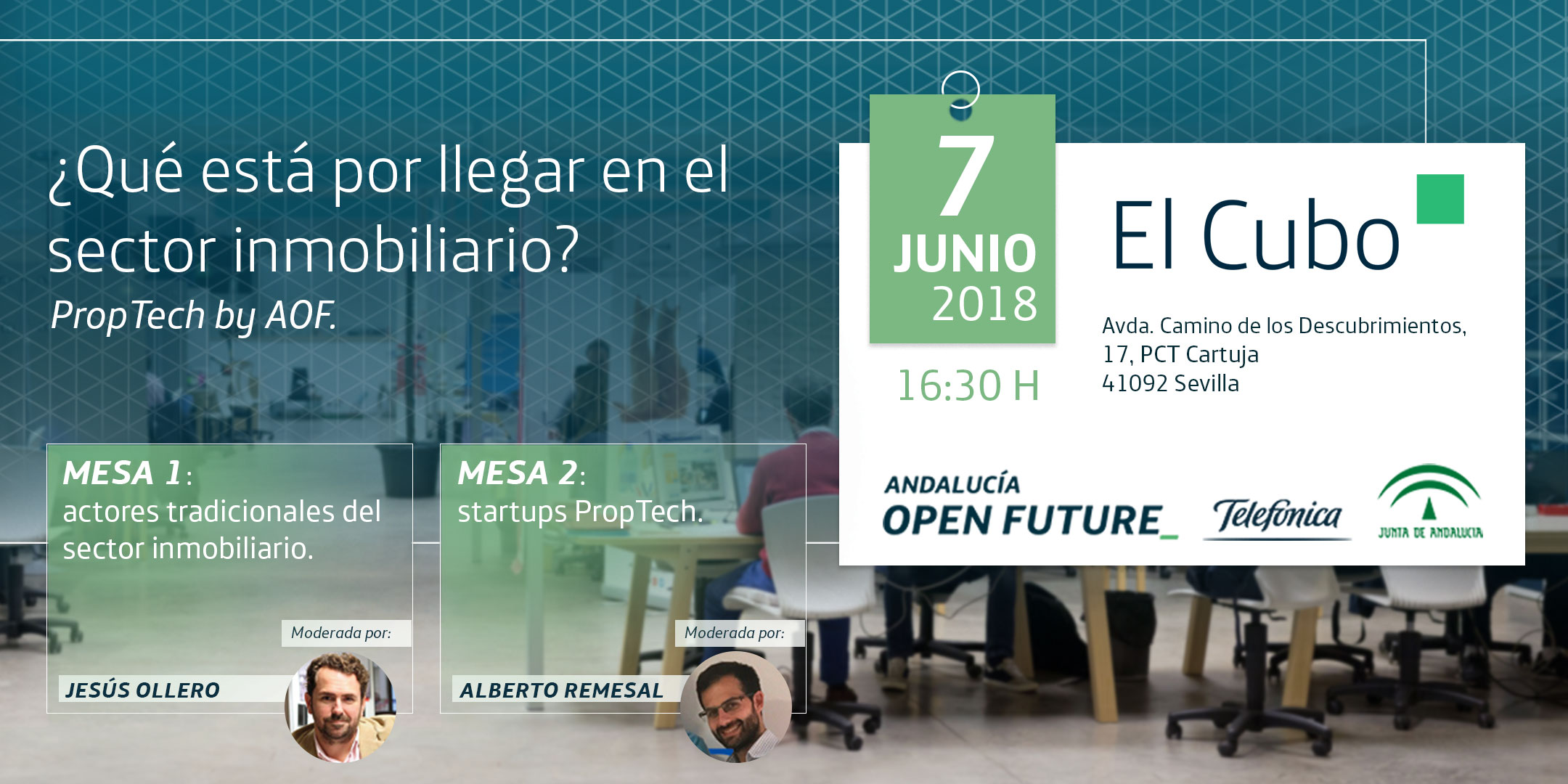 Proptech Andalucia Open Future