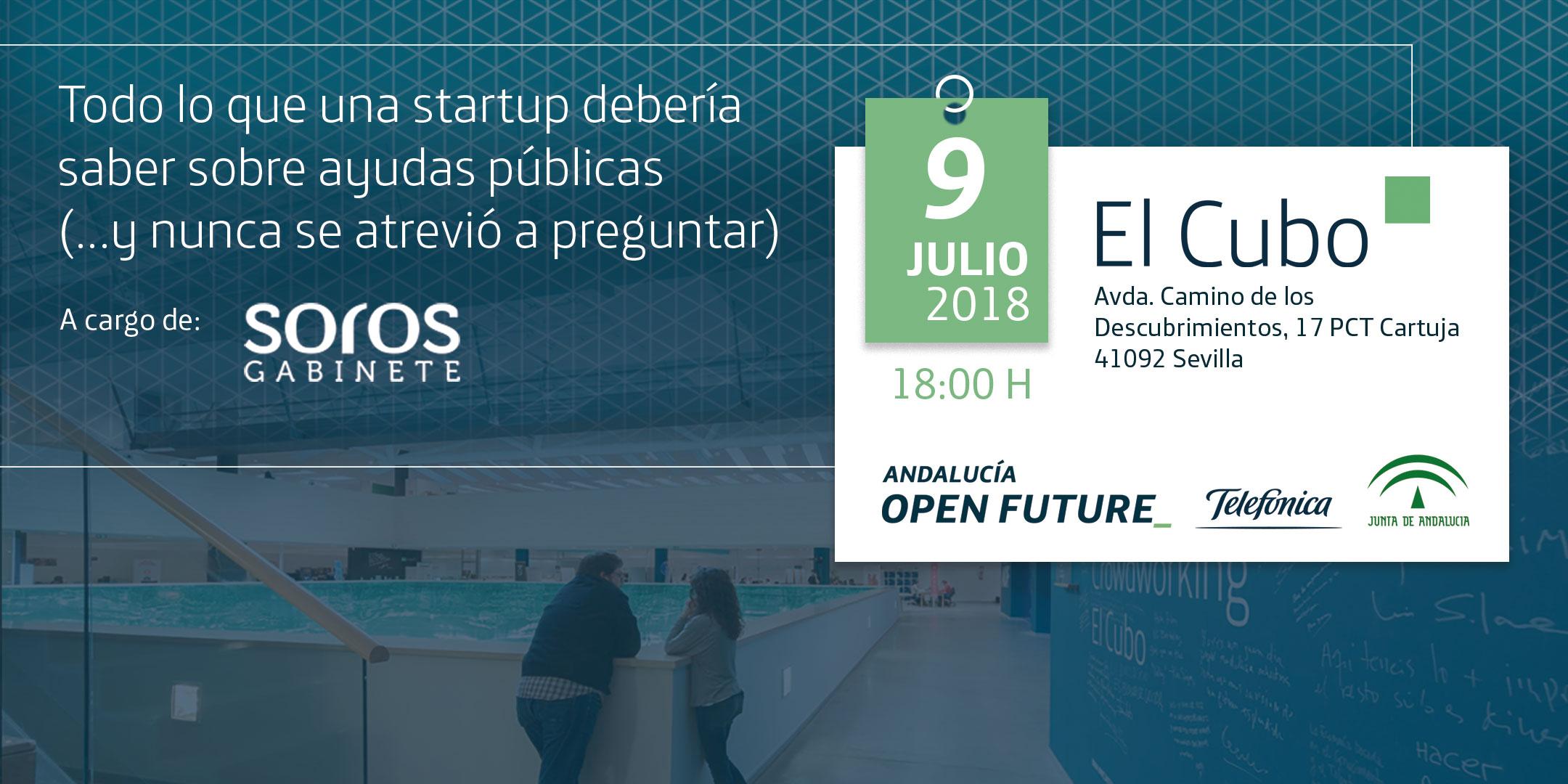 Evento sobre Ayudas Públicas en El Cubo