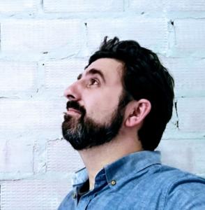 Miguel Calero mentor El Patio