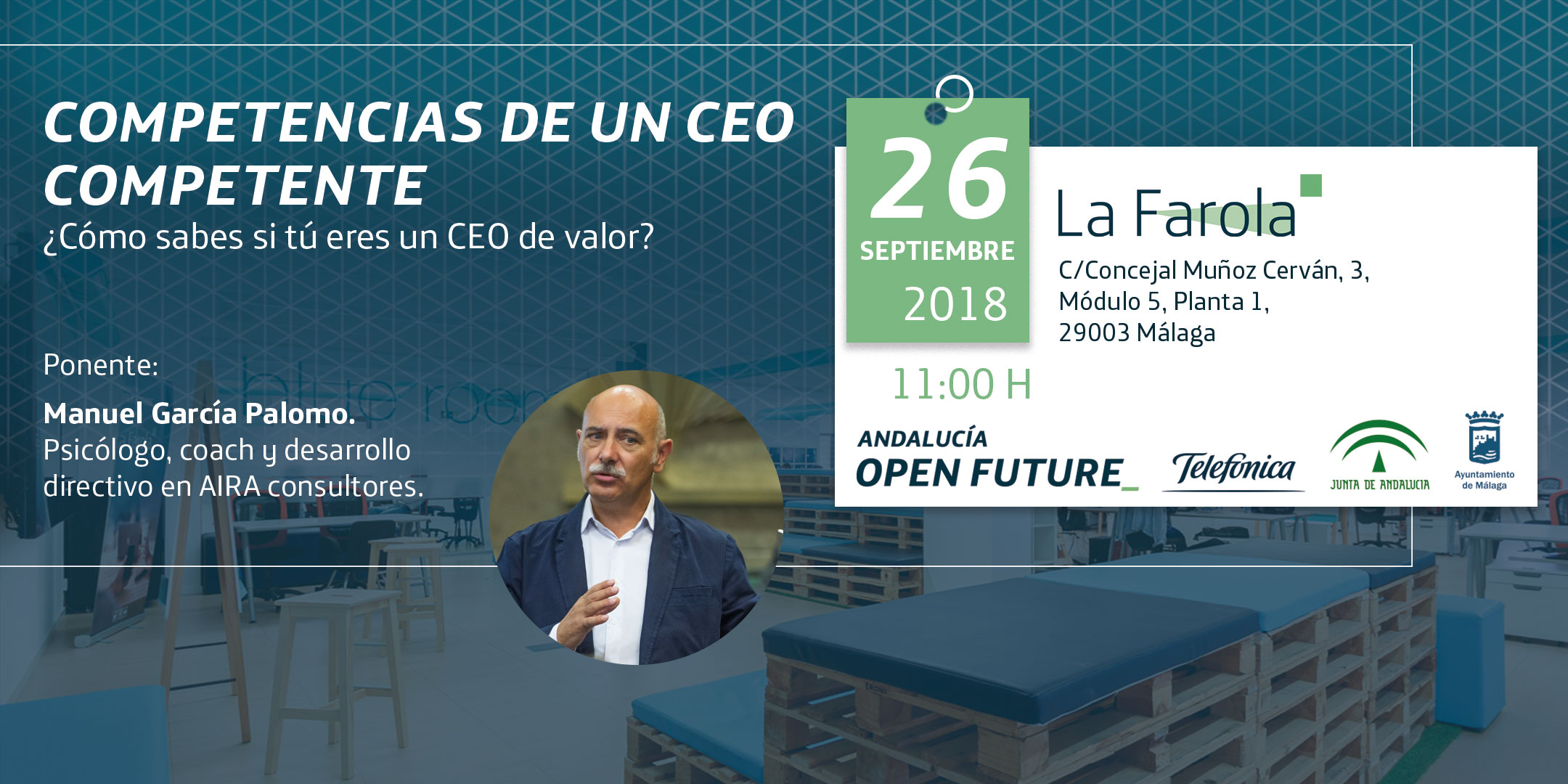 Competencias de un CEO competente La Farola