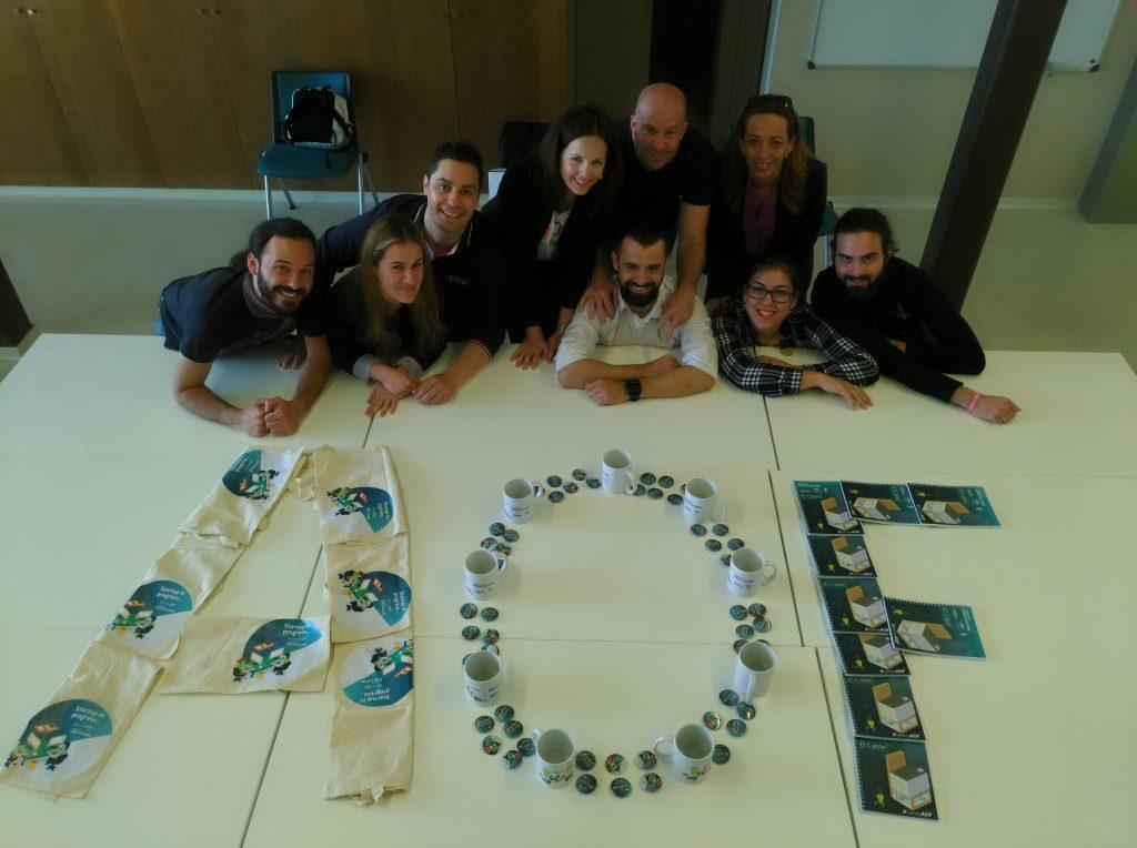Emprendedores de Almería