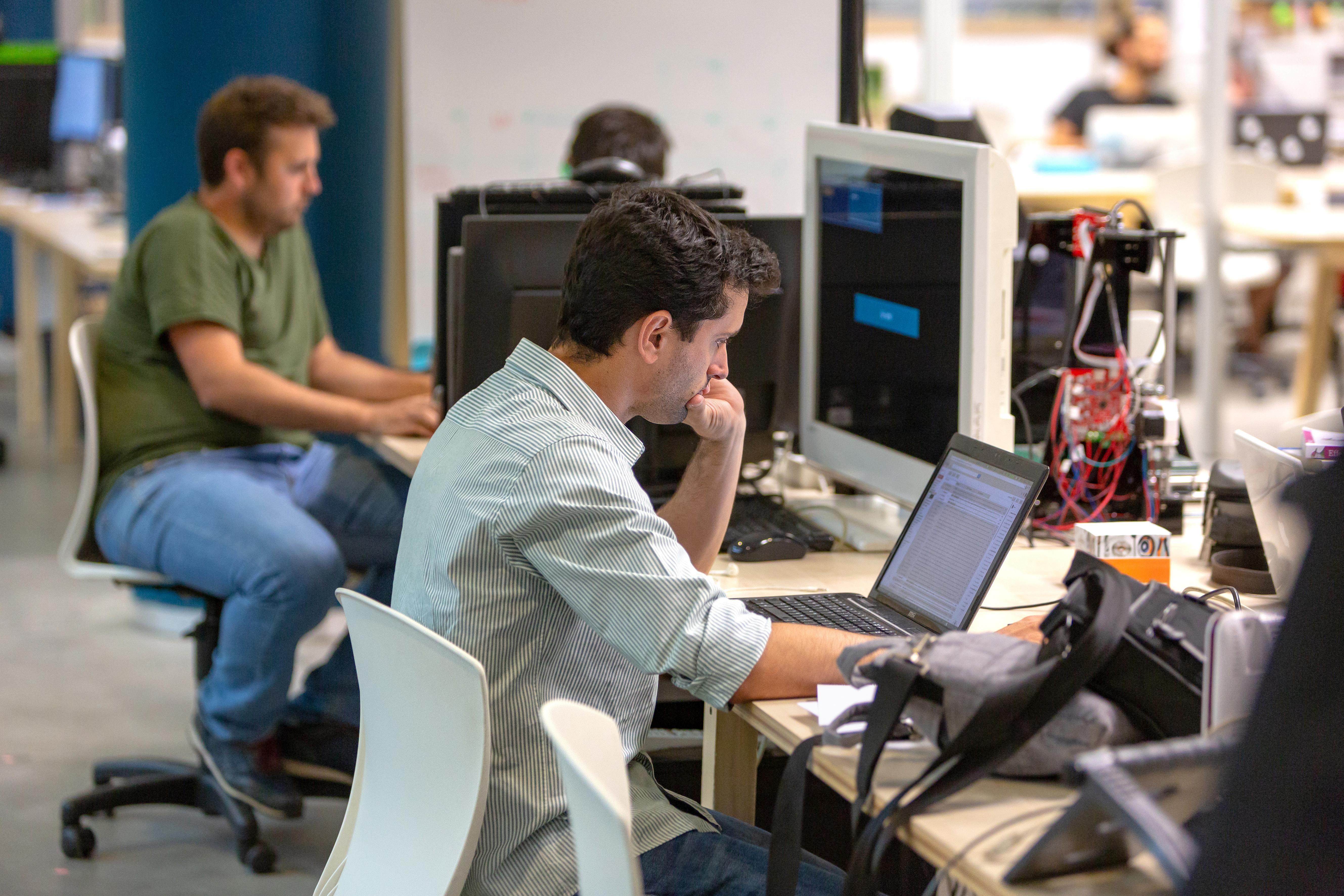 Espacio de crowdworking El Cubo