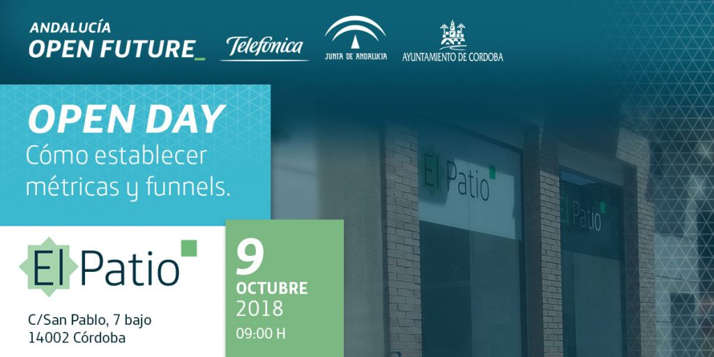 Open Day El Patio Andalucia Open Future