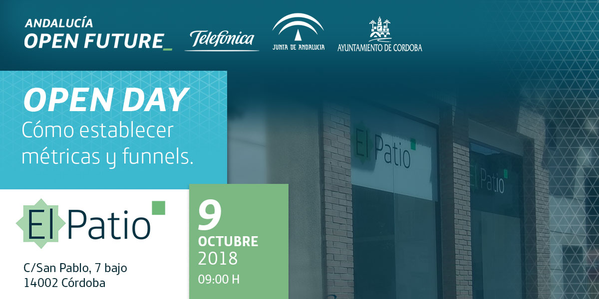 Open Day El Patio Andalucia Open Future