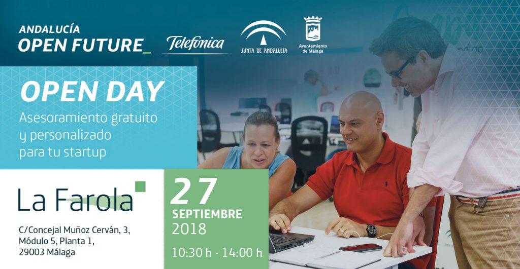 Open Day La Farola 27 septiembre