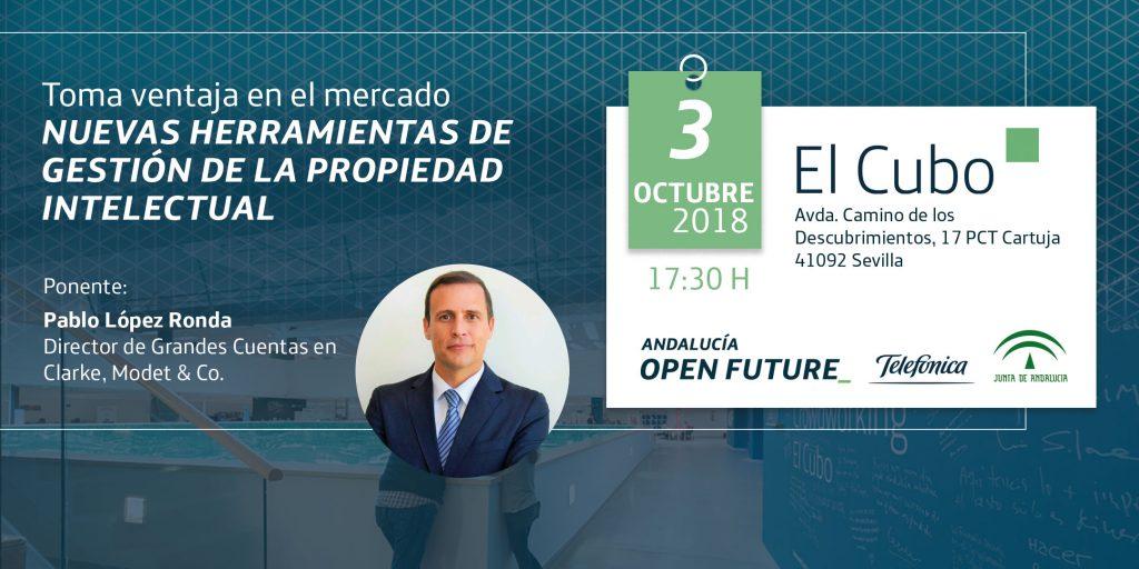 Propiedad Intelectual El Cubo Andalucia Open Future