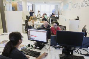 Espacio de crowdworking El Cable