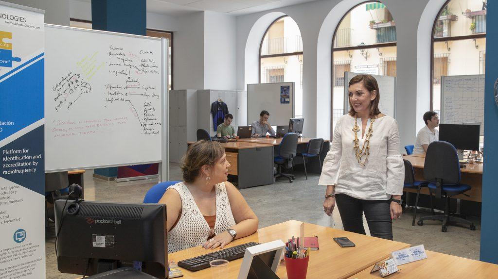Espacio de crowdworking El Patio