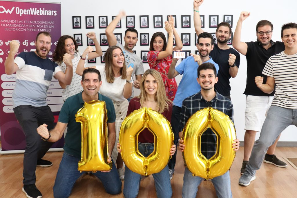 OpenWebinars 100 cursos