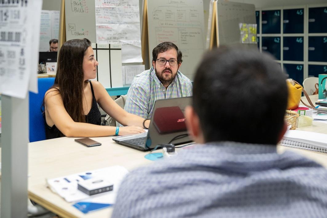 motivos para acelerar tu startup en Andalucia Open Future III