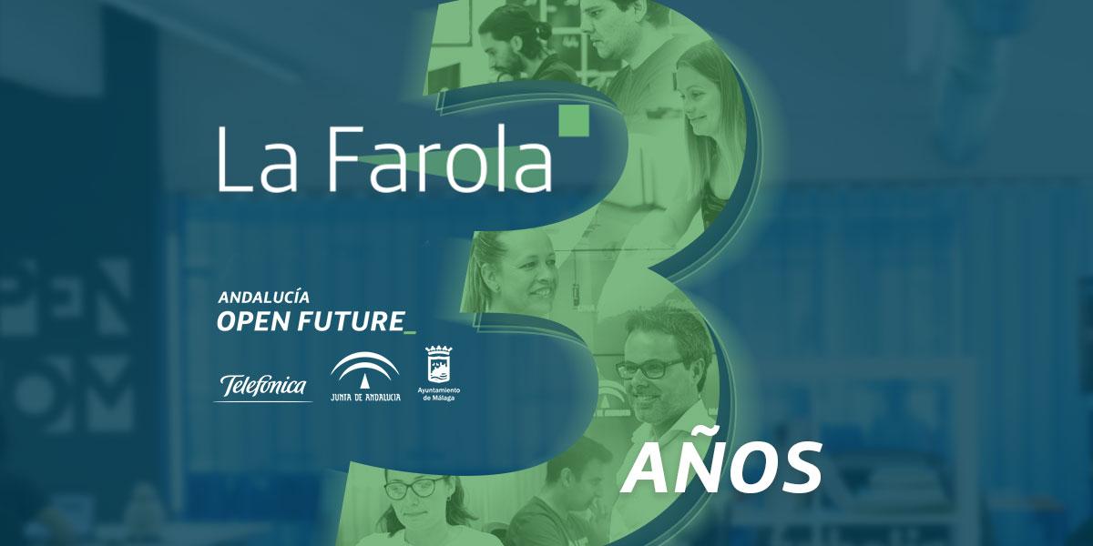 Aniversario de La Farola