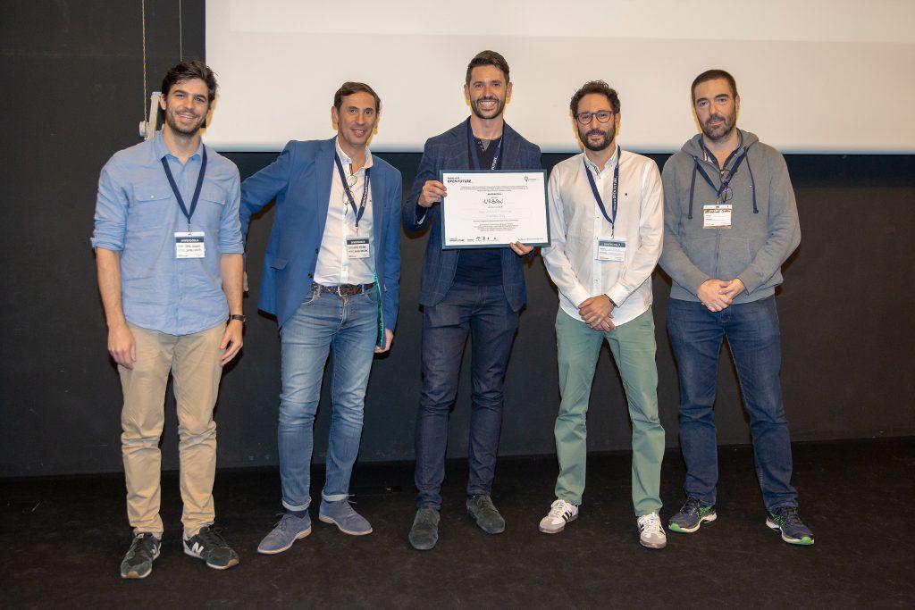 iUrban recibe su reconocimiento como mejor pitch del Investor Day