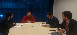 Sesion negociacion Academy Andalucia Open Future