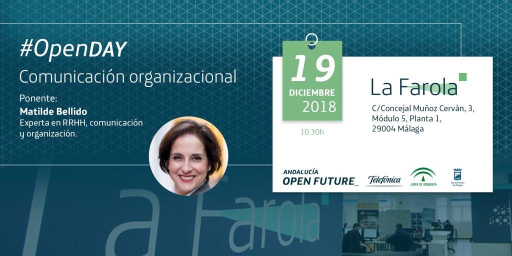 Comunicación-organizacional-La Farola - Matilde Bellido