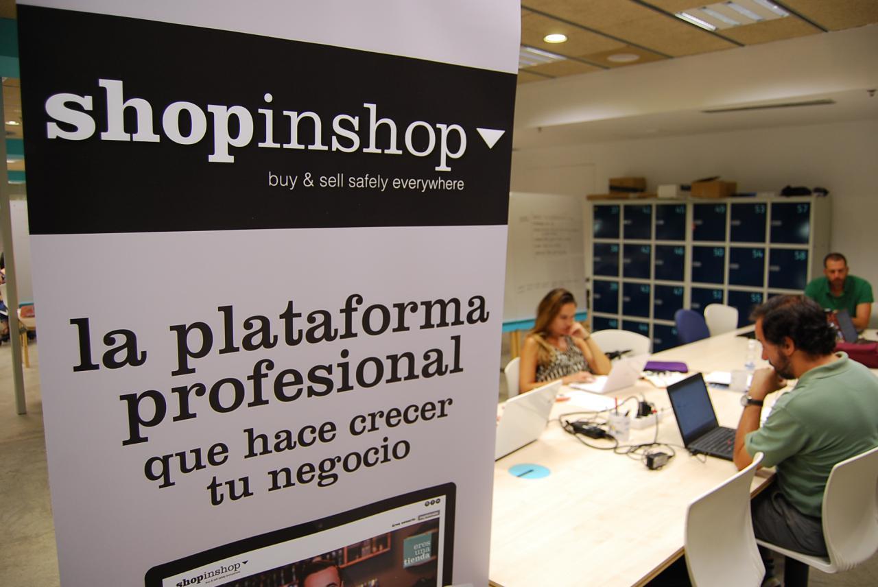 Shopinshop El Cubo