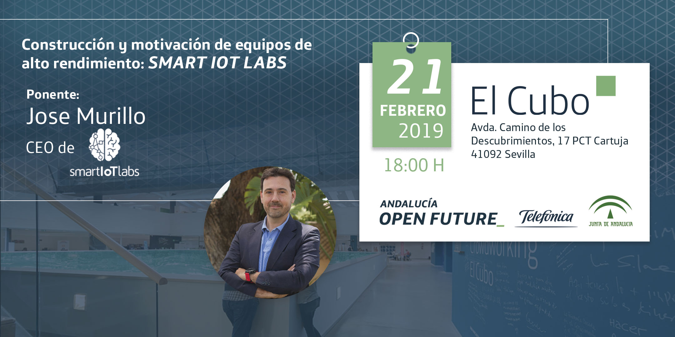 Smart IoT Labs El Cubo