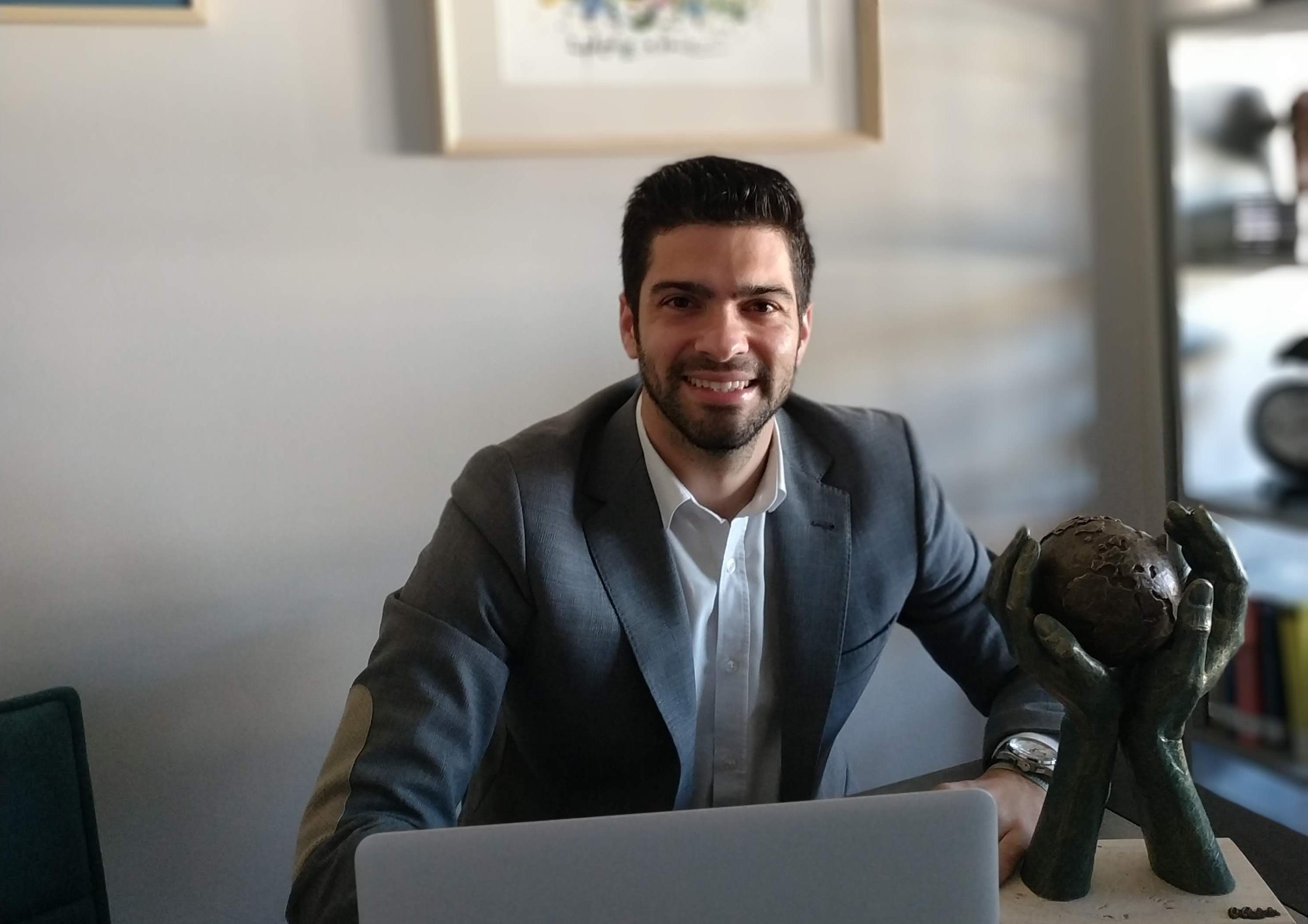Alvaro Espejo - mentor El Patio