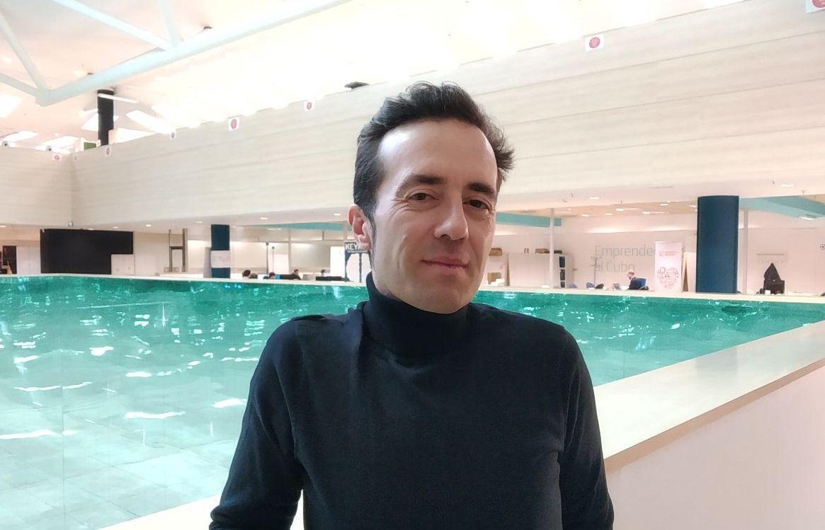 Jose Ramon Perez - mentor El Cubo - Andalucia Open Future