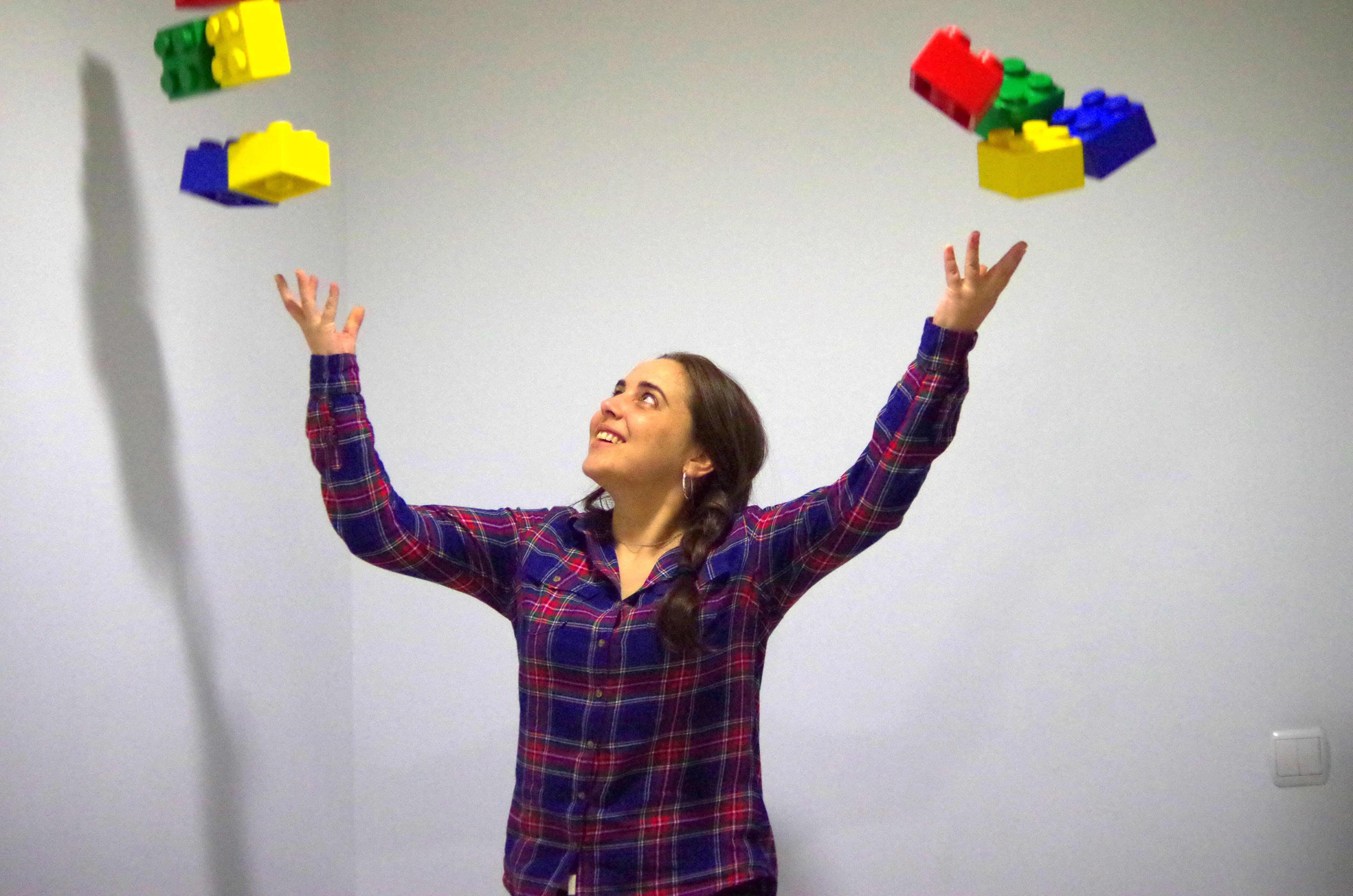 Laura Aguirre mentora El Patio