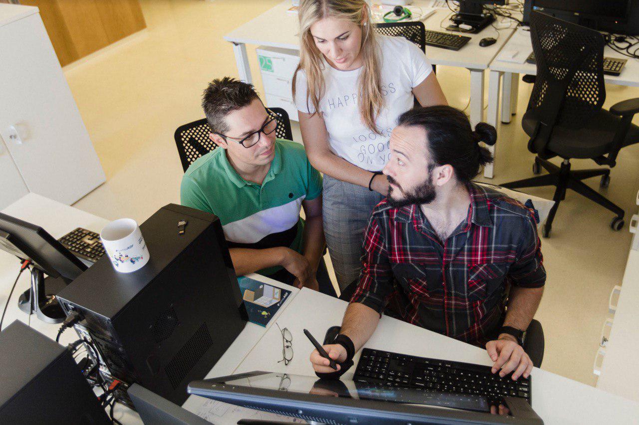 convocatoria abierta aceleracion startups Andalucía Open Future