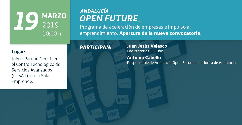Andalucia Open Future - Jaen Geolit