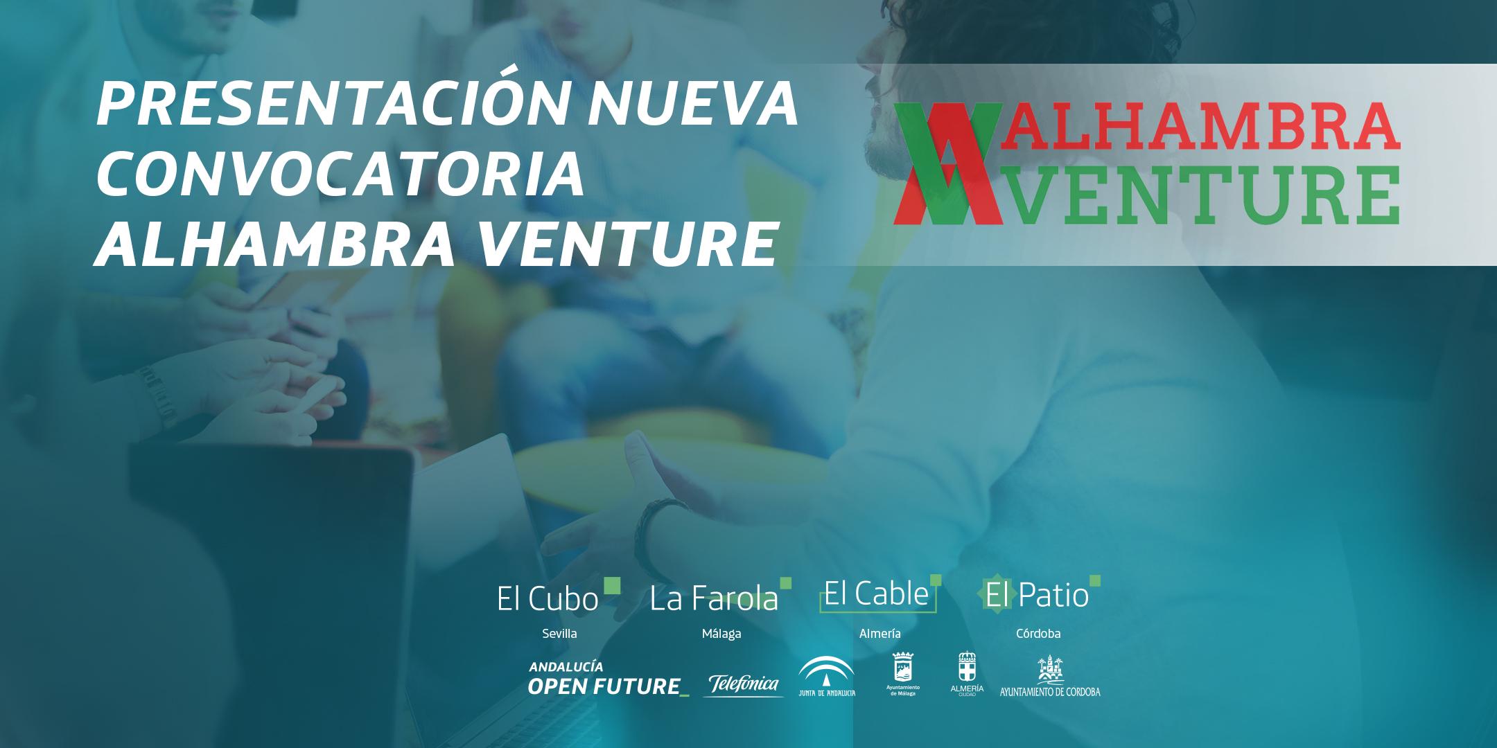 Presentación Alhambra Venture